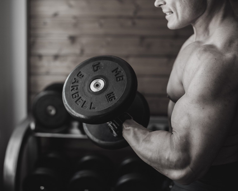 langfristiger Muskelaufbau durch Personal Training