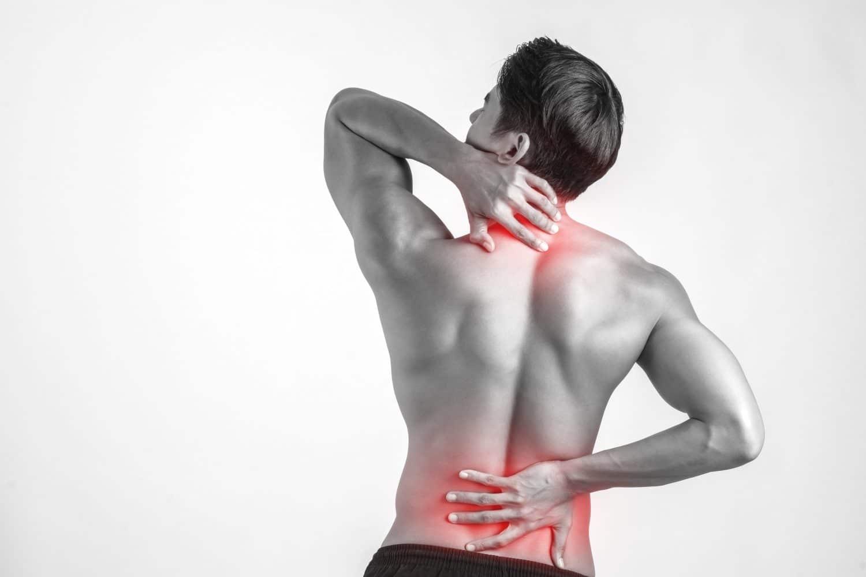 Personal Training u. Gesundheitstraining kann bei Rückenschmerzen langfristig helfen