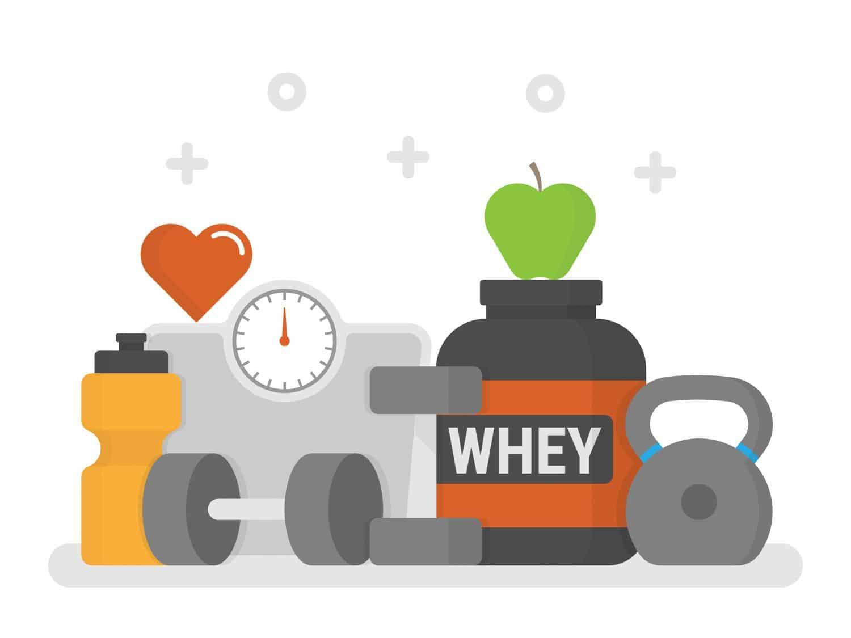 Protein shake vor oder nach Training