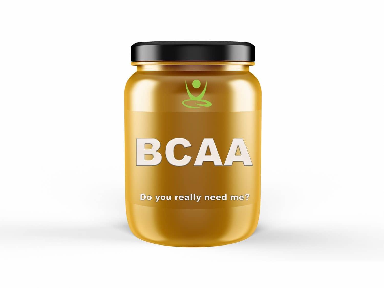 BCAA notwendig für Muskelaufbau